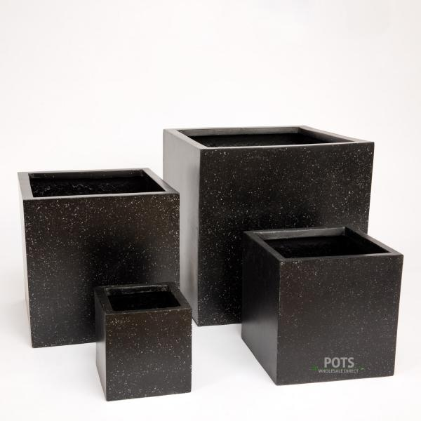 Lightweight-Terrazzo-Cube-Group-Black-LW-TZ08MS-Small-WM