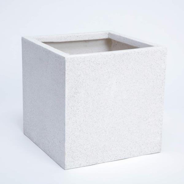Lightweight-Terrazzo-Cube-White-LW-TZ08MS-Small