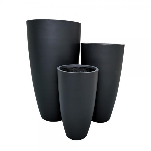 stonelite-tall-round-81115-planter-charcoal-online
